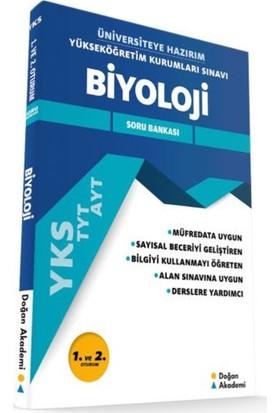 Üniversiteye Hazırım Yks Tyt-Ayt Biyoloji Soru Bankası