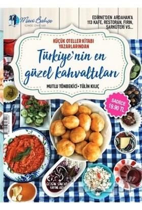 Türkiye'nin En Güzel Kahvaltıları - Mutlu Tönbekici