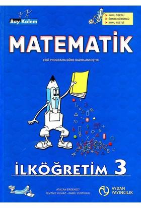 Aydan İlköğretim 3.Sınıf Matematik-Kolektif