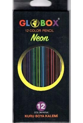 Globox Neon Kuru Boya 12'Li