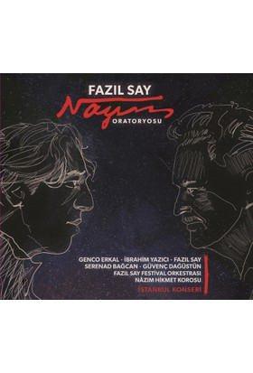 Fazıl Say- Nazım Oratoryosu CD