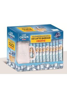 Cafe Crown Ice Latte 16'lı - Bardak Hediyeli !