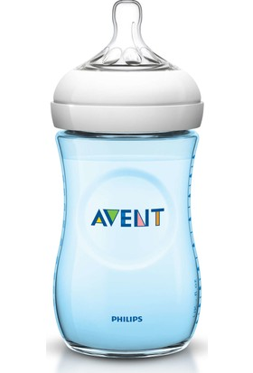 Philips Avent Natural Pp Biberon 260 Ml - Mavi