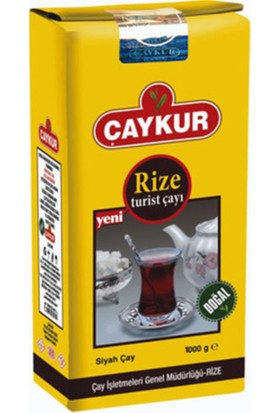Çaykur Rize Turist Çayı 1000 gram