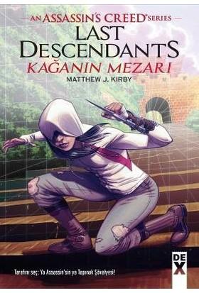 Assansın's Creed Serıes Kağanın Mezarı Sc - Matthew J. Kırby