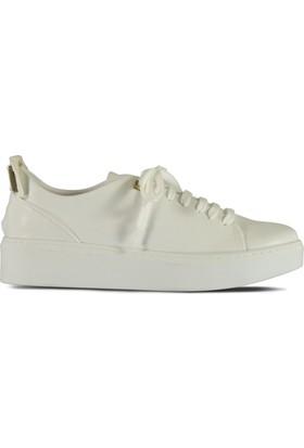 Marjin Evko Spor Ayakkabı Beyaz