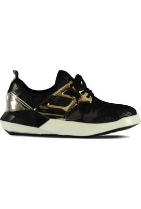 Marjin Zeta Spor Ayakkabı Altın Kamuflaj