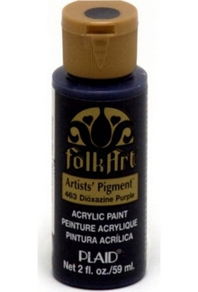 Plaid Folkart Akrilik Boya 59 ml - 463 Dioxazine Purple