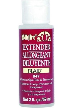 Plaid Medium Extender 947 - 59ml