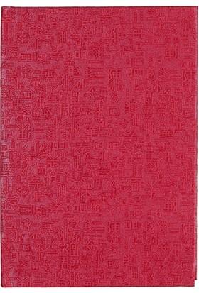 idora İdora Sert Kapaklı Eskiz Defteri 120 Yaprak 120gr. A6 - Kırmızı