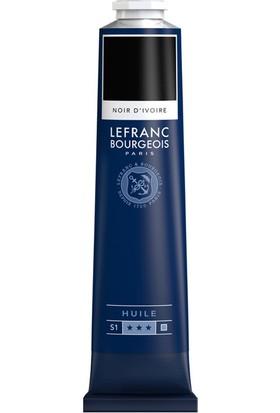 Lefranc&Bourgeois Fine Yağlı Boya 150ml - İvory Black
