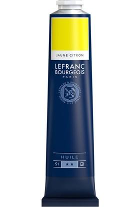 Lefranc&Bourgeois Fine Yağlı Boya 150ml - Pale Yellow