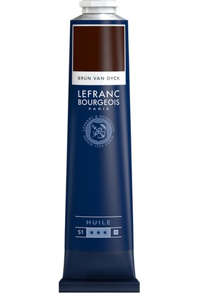 Lefranc&Bourgeois Fine Yağlı Boya 150ml - Vand. Brown