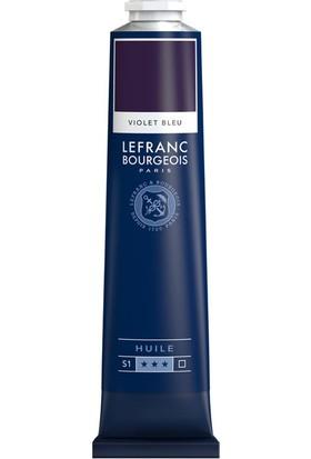 Lefranc&Bourgeois Fine Yağlı Boya 150ml - Blue Violet