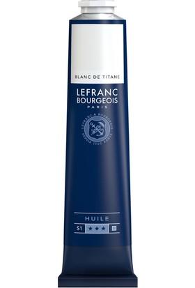 Lefranc&Bourgeois Fine Yağlı Boya 150ml - Titanium White