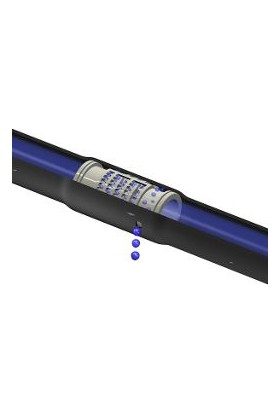 Mgf Plast Kendinden 50cm Delik Aralıklı Damla Sulama Borusu - 400 Metre Rulo