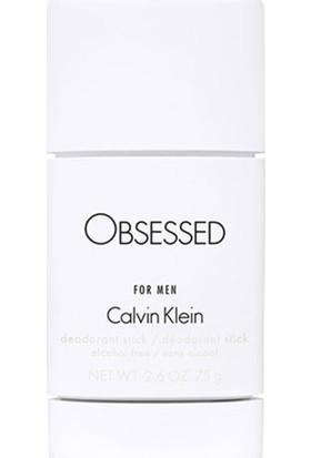 Calvin Klein Obsessed Man Deostick 75 Gr