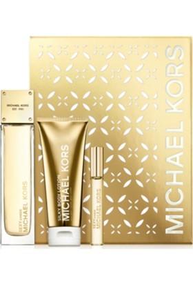 Michael Kors Sexy Amber Edp 100 Ml + Edp 10 Ml + Body Lotion 100 Ml