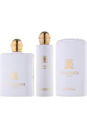 Trussardi Donna Woman Edp 100 Ml + Deodorant 100 Ml + Body Lotion 200 Ml Set