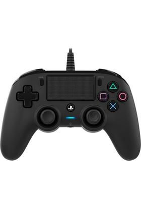 Nacon PS4 Nacon Ps4 Nacon Wired Compact Controller Black - PS4 Nacon Siyah