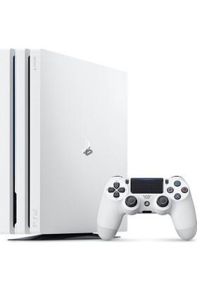 Sony Playstation 4 Pro 1 Tb Beyaz ( PS4 Pro ) White