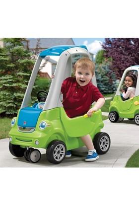 AKAY Kolay Dönme Mekanizmalı Yeşil Arabam