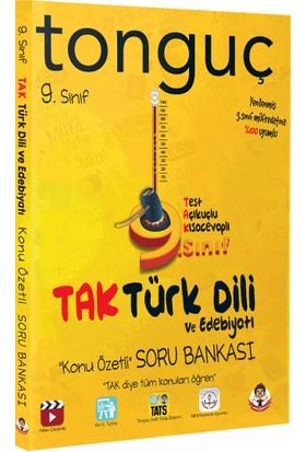 Tonguç Akademi Yayınları 9. Sınıf TAK Türk Dili ve Edebiyatı Konu Özetli Soru Bankası