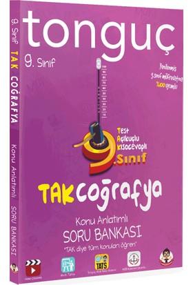 Tonguç Akademi Yayınları 9. Sınıf TAK Coğrafya Konu Özetli Soru Bankası