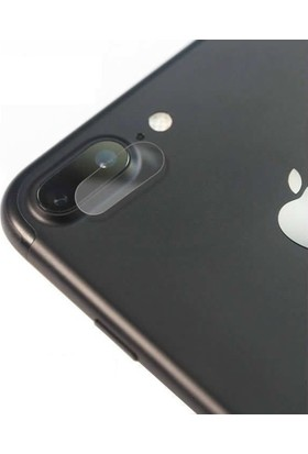 Microcase Apple iPhone 8 Plus Kamera İçin Nano Cam Ekran Koruma Filmi
