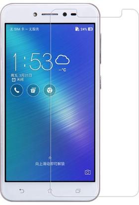 Microcase Asus Zenfone Live ZB501KL Tempered Cam Ekran Koruyucu