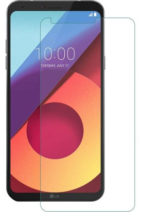 Microcase LG Q6 Tempered Glass Cam Ekran Koruyucu
