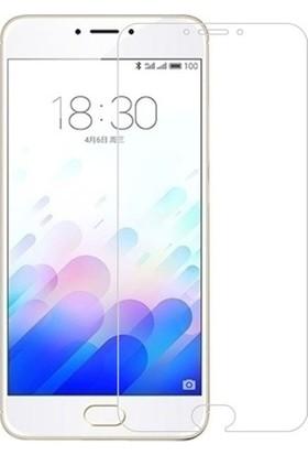 Microcase Meizu M5C / A5 Tempered Glass Cam Ekran Koruyucu