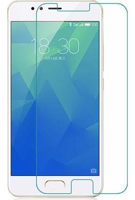 Microcase Meizu M5S 5.2 İnch Tempered Glass Cam Ekran Koruyucu