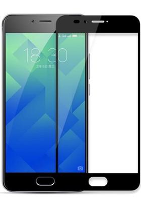 Microcase Meizu M5S Flexible Çerçeveli Esnek Tempered Cam Ekran Koruyucu