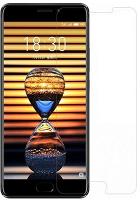 Microcase Meizu Pro 7 Plus Tempered Glass Cam Ekran Koruyucu