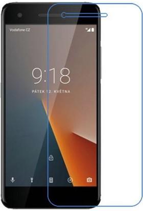 Microcase Vodafone Smart V8 Nano Glass Esnek Cam Ekran Koruyucu