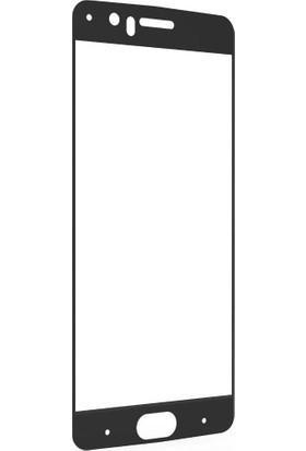 Microcase One Plus 5 Flexible Çerçeveli Esnek Tempered Cam Ekran Koruyucu