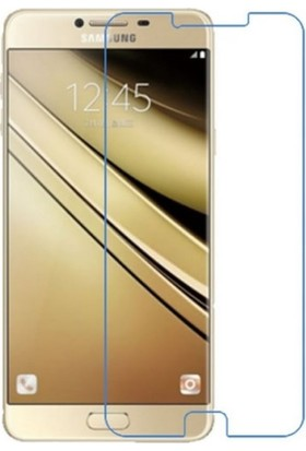 Microcase Samsung C7 Pro Nano Glass Esnek Ekran Koruma Filmi