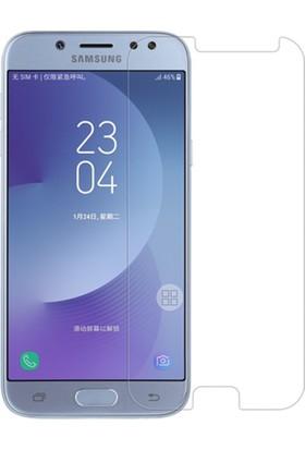 Microcase Samsung Galaxy J5 Pro Tempered Glass Cam Ekran Koruyucu