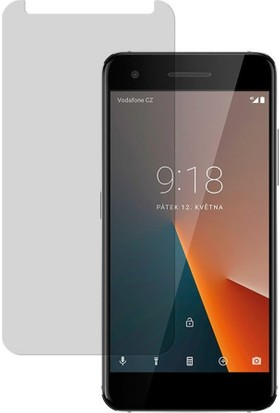Microcase Vodafone Smart V8 5.5 İnch Tempered Glass Cam Ekran Koruyucu