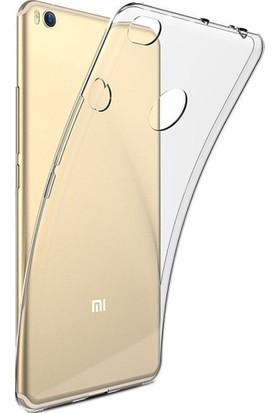 Microcase Xiaomi Mi Max 2 Ultra İnce 0.2 Mm Soft Silikon Kılıf