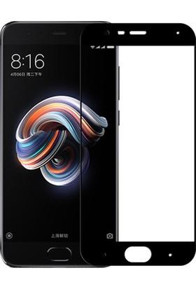 Microcase Xiaomi Mi Note 3 5.5 İnch Tam Kaplayan Tempered Glass Cam Ekran Koruyucu