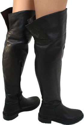 Efem 4717 Deri Çizme