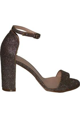 Efem 4762 Deri Simli Ayakkabı