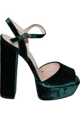 Efem 1552 Kadife Ayakkabı