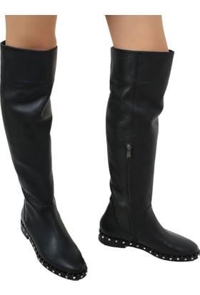 Efem 5243 Deri Çizme