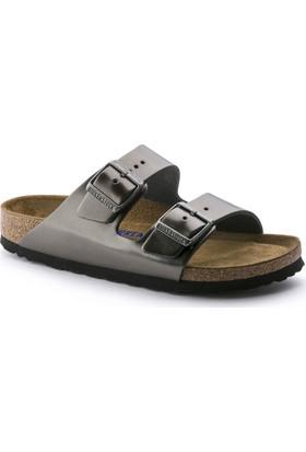 Birkenstock Arızona Metallic Soft Footbed Terlik