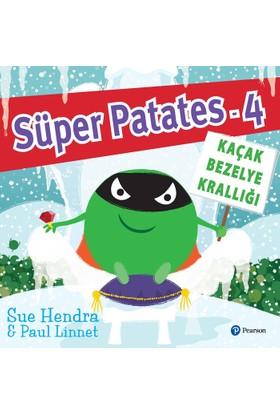 Süper Patates 4 - Kaçak Bezelye Krallığı