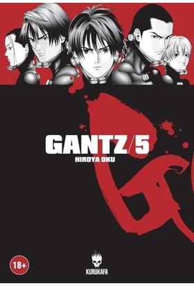 Gantz #Cilt 5 - Hiroya Oku
