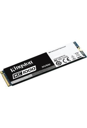 Kingston KC1000 960GB 2700-1600MB/s SSD (SKC1000/960G)